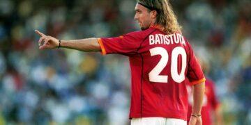 Gabriel Batistuta, Mesin Gol Terbaik Sepanjang Masa 24