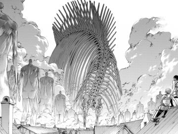 Prediksi Attack on Titan Chapter 138, Akankah Rumbling Berhenti? 21