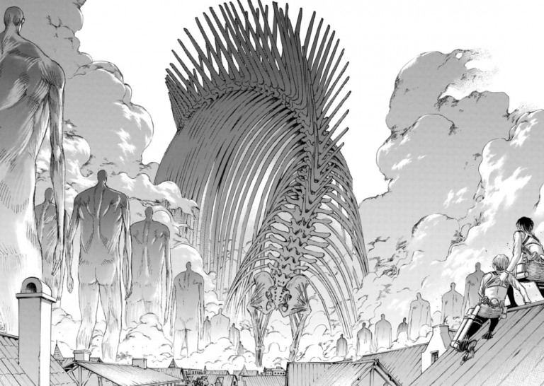 Prediksi Attack on Titan Chapter 138, Akankah Rumbling Berhenti? 1