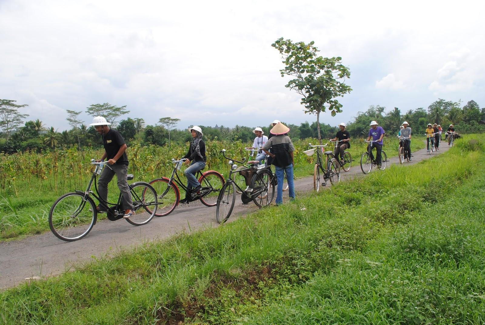 Lima Kendaraan Unik Yang Akan Membawamu Keliling Borobudur 5