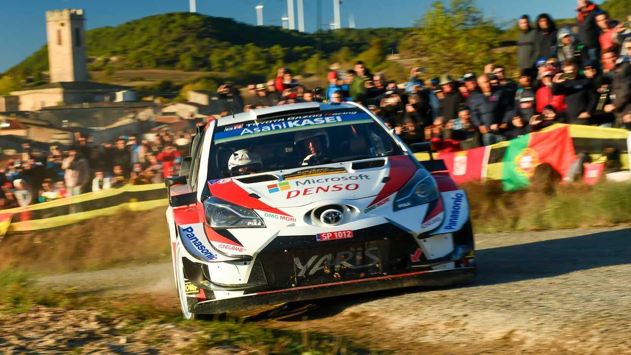 Tampilan Yaris WRC 2021