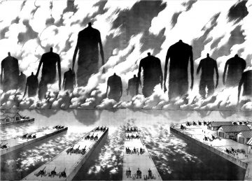 Bocoran Manga Attack on Titan Chapter 137, Zeke Dibunuh Levi! 23