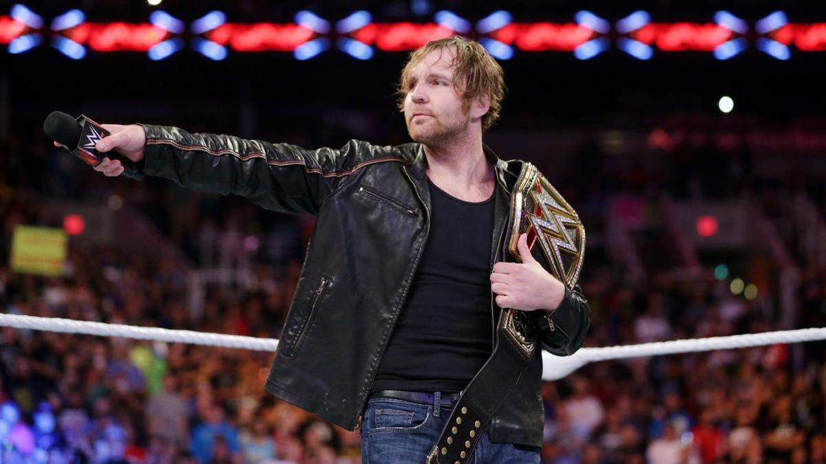 Dean Ambrose. Sumber: WWE