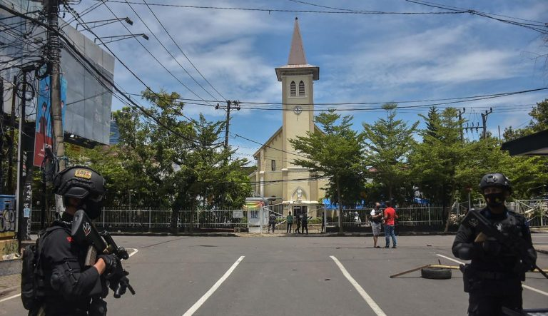 Ledakan Bom di Katedral Makassar Wajib Diusut Tuntas 1