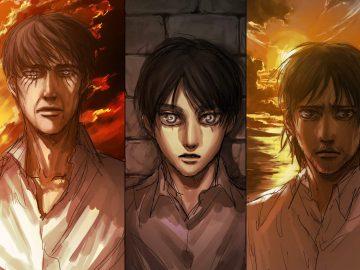Saling Terkait, Inilah 3 Pewaris Attack Titan dan Peran Kuncinya untuk Ending AOT 17