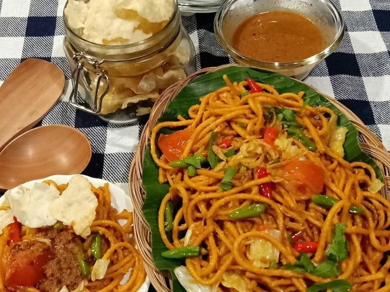 Resep Spaghetti Tanah Batak (Mie Gomak) 3