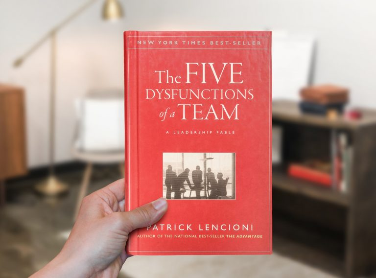 2 Rekomendasi Buku tentang Leadership Yang Wajib Anda Baca 1