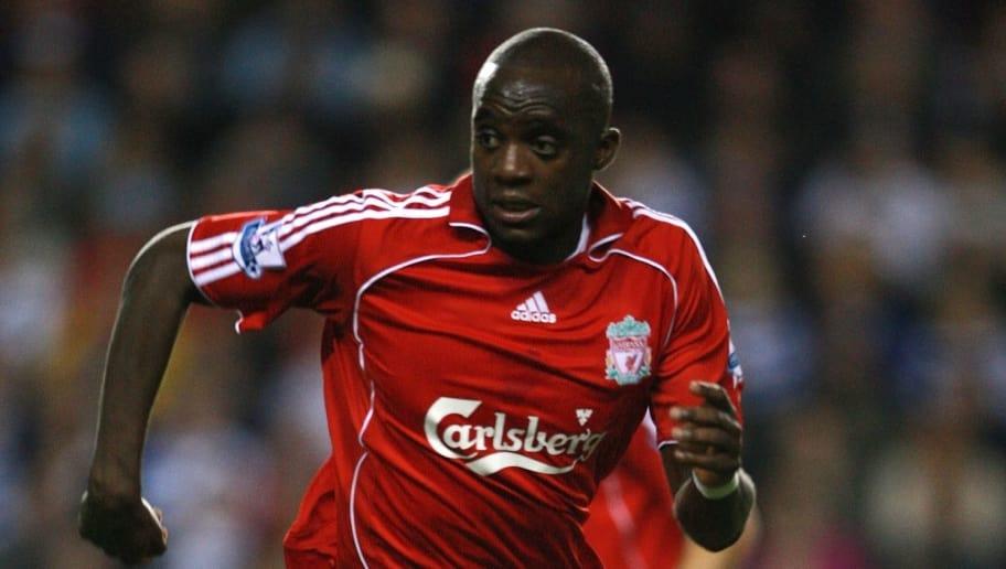 Sissoko saat masih membela Liverpool