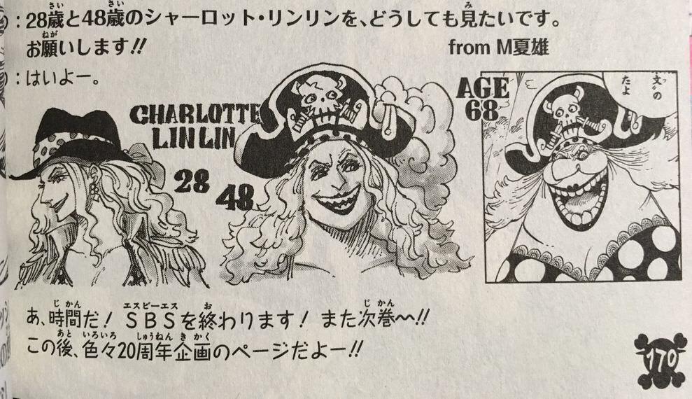 10 Wanita tercantik dan terseksi di One Piece 3