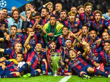 Fakta Menarik Setelah Barcelona Tersingkir dari Liga Champions 5