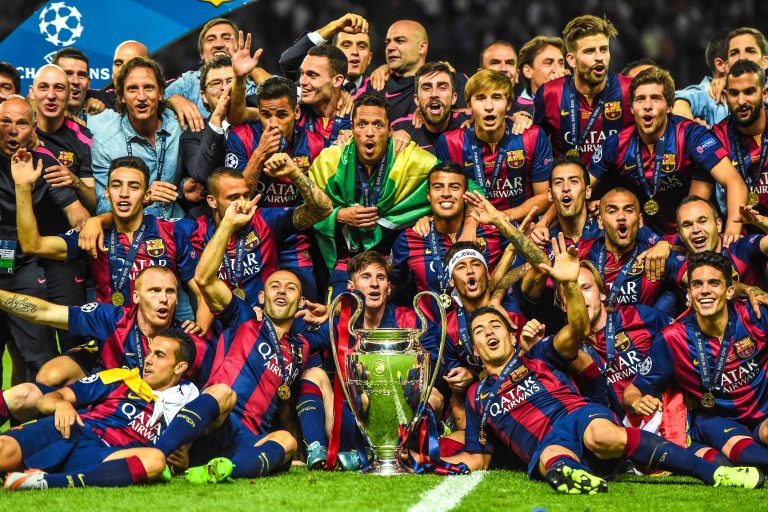 Fakta Menarik Setelah Barcelona Tersingkir dari Liga Champions 1