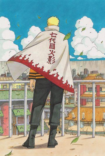 Tanpa Kurama, ini kekuatan lain Naruto 7