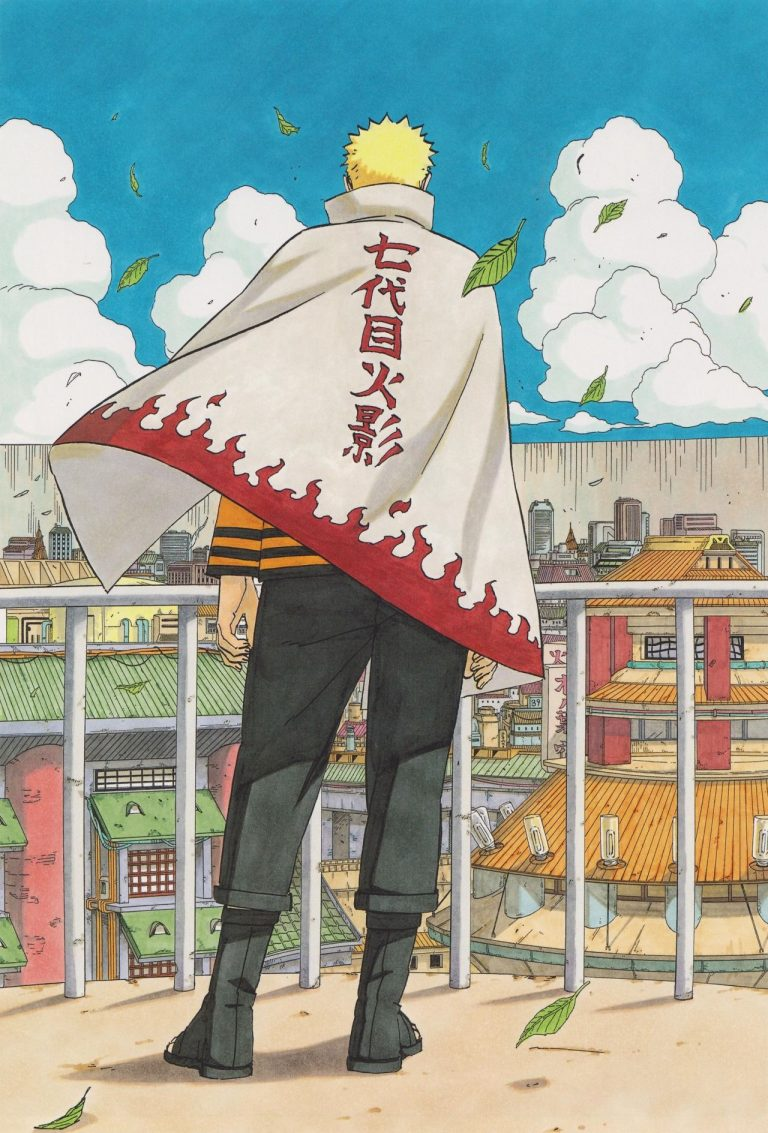 Tanpa Kurama, ini kekuatan lain Naruto 1