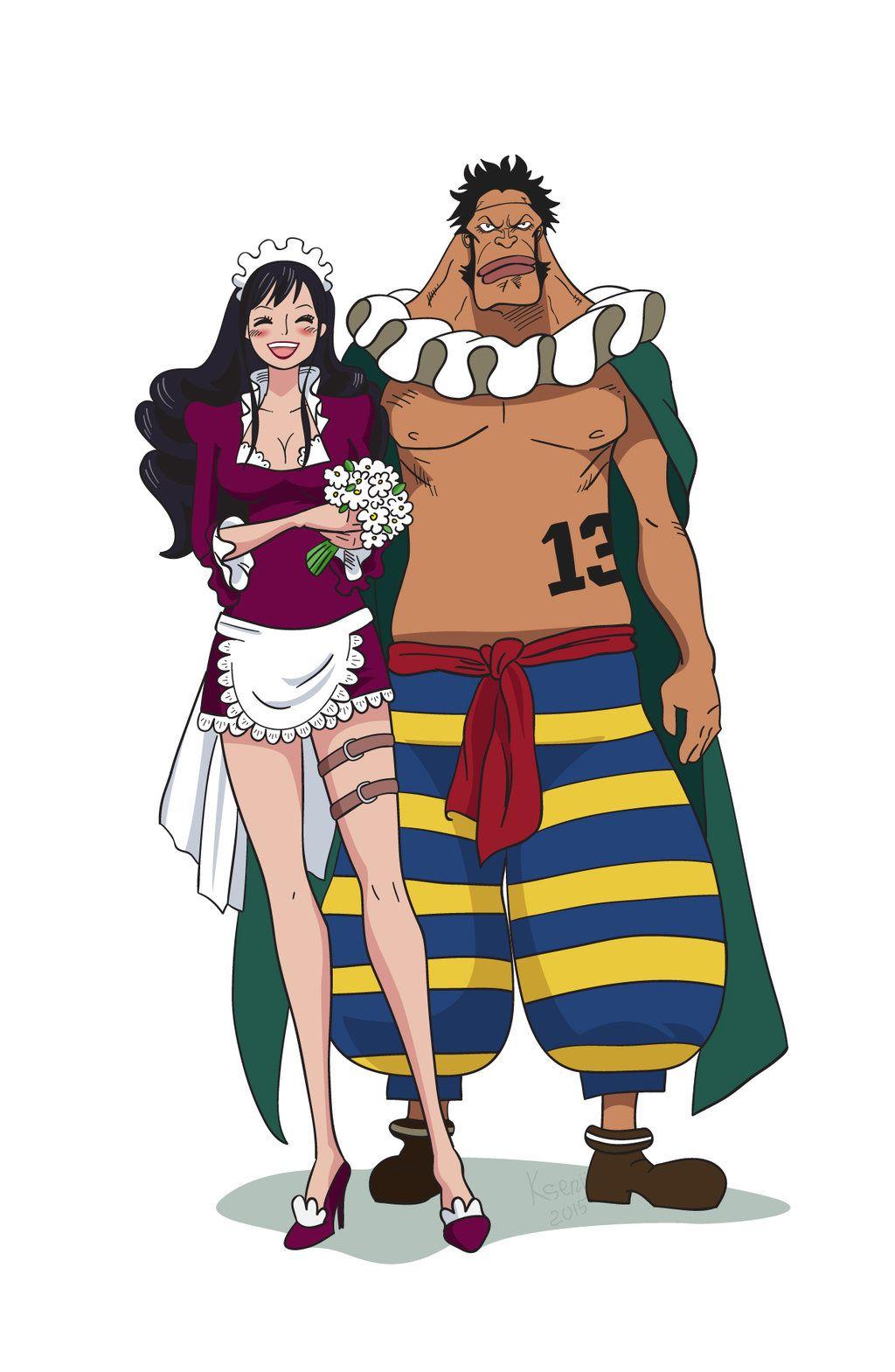 10 Wanita tercantik dan terseksi di One Piece 4