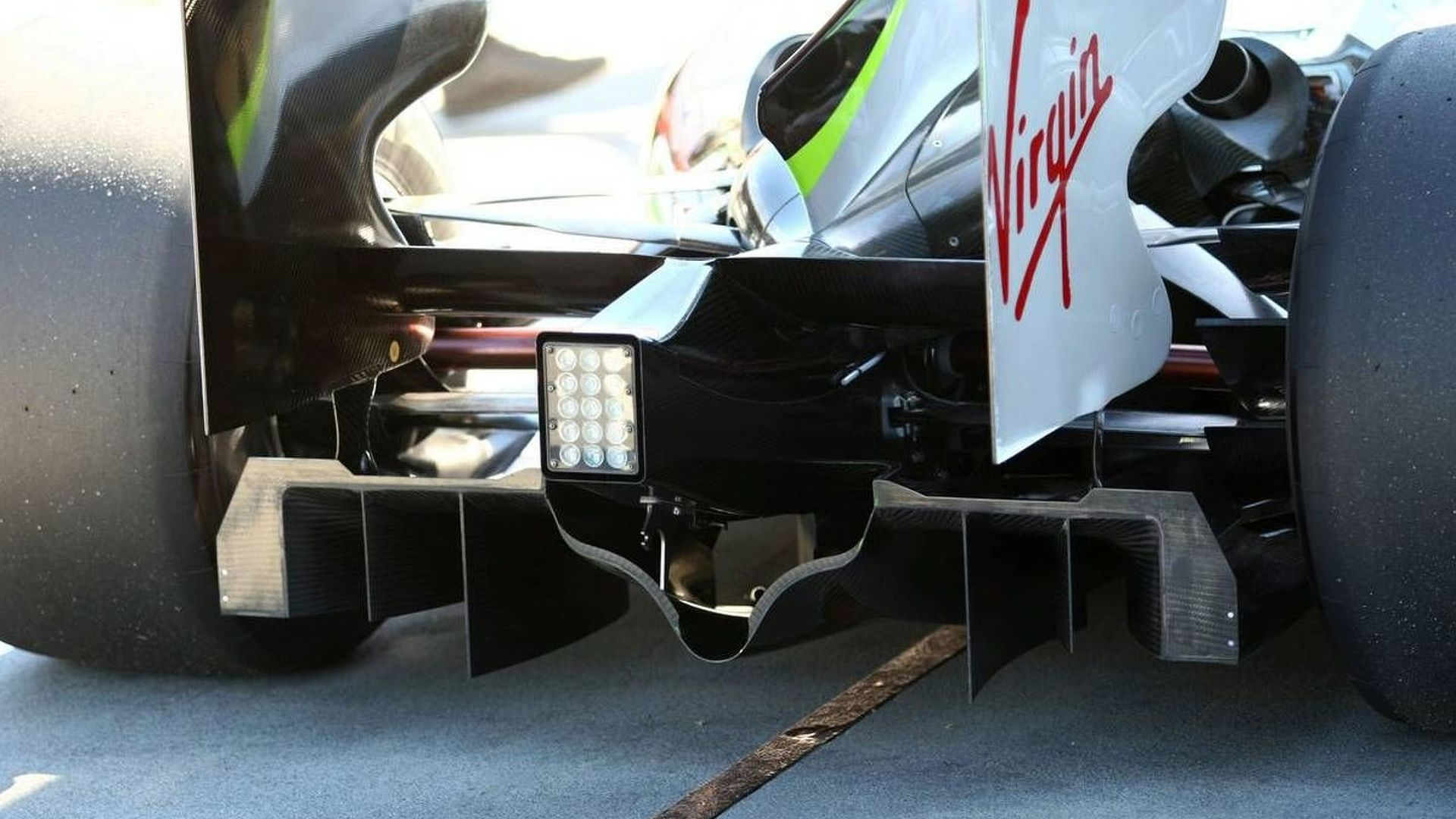 Double Diffuser Brawn GP. Sumber: F1beat