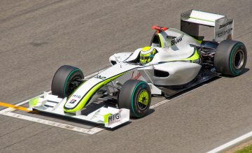 Brawn GP Kisah Dongeng One Season Wonder di Formula 1 19