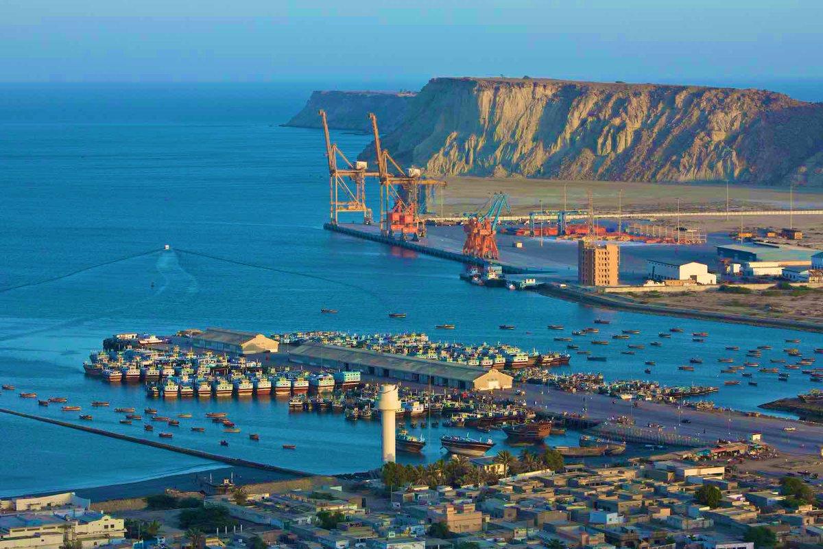 Pelabuhan Gwadar