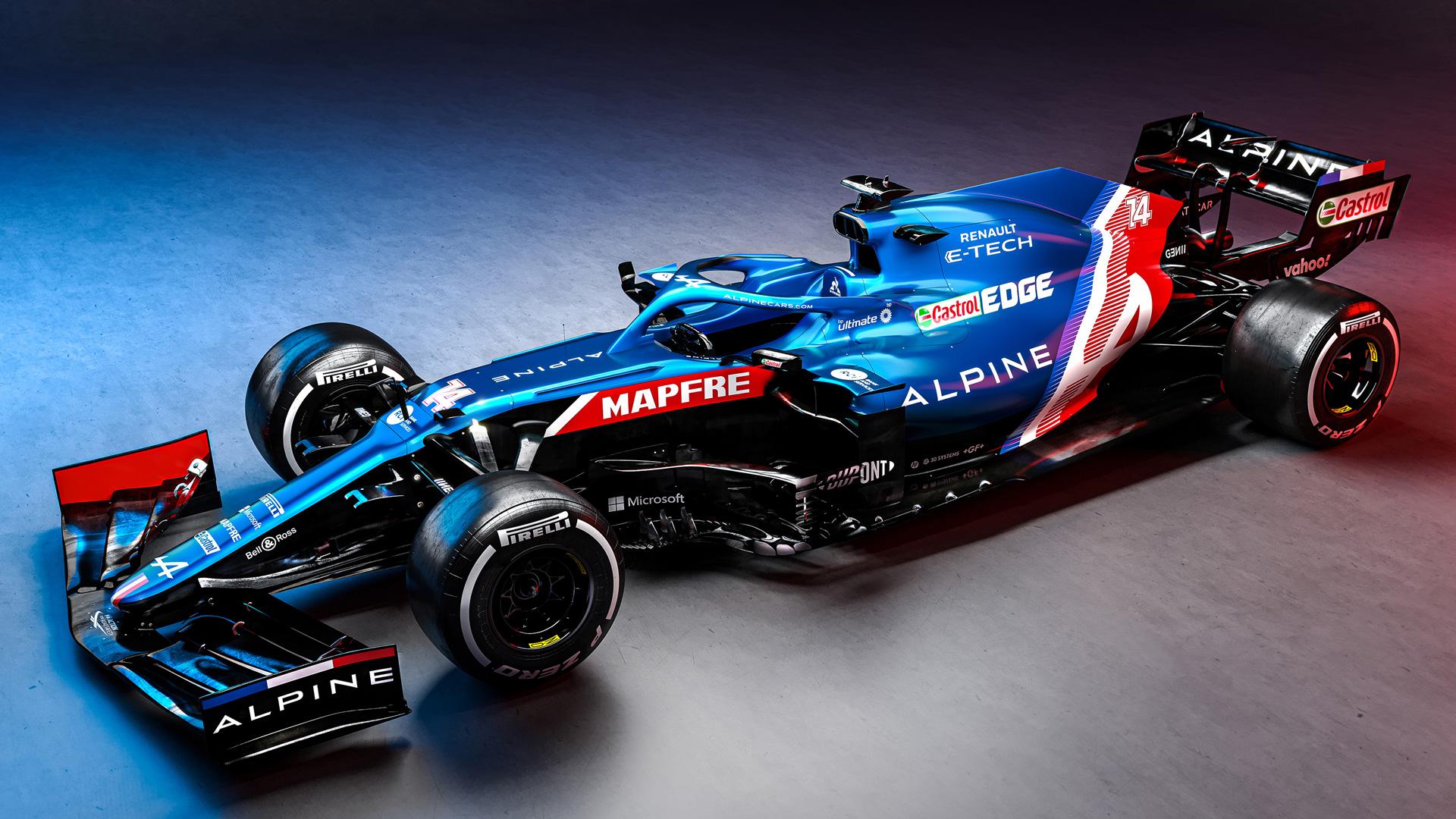 Alpine F1 Team. Sumber: Formula 1
