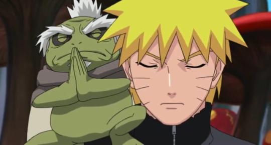 Tanpa Kurama, ini kekuatan lain Naruto 4