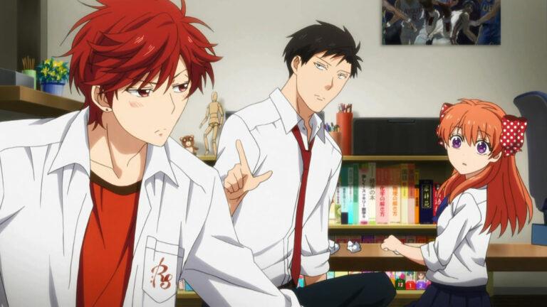 3 Anime Romance Yang Lucu 1