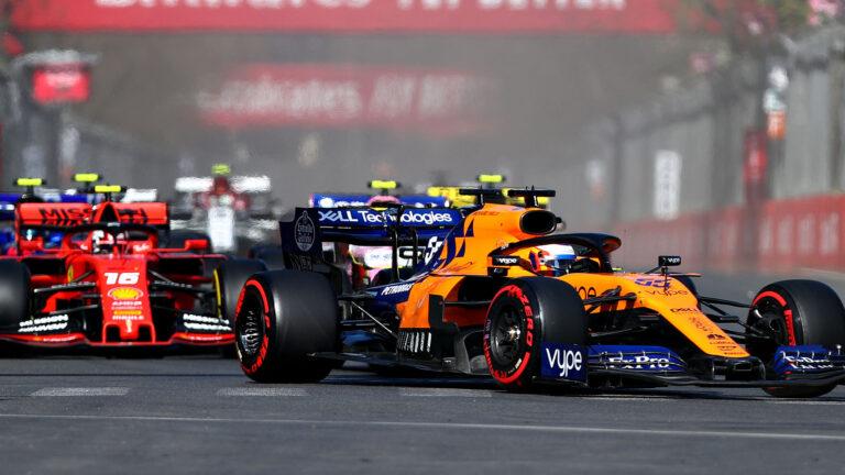Siap Tancap Gas! Pembalap F1 dengan Tim Baru di 2021 1