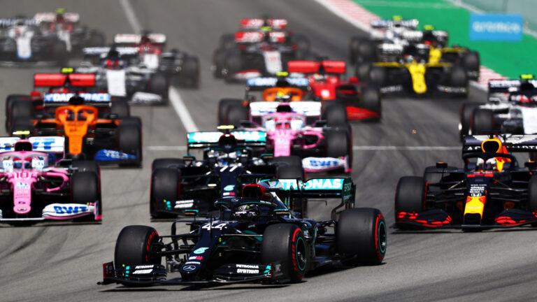 Tim Formula 1 Dengan Nama Baru di 2021 1