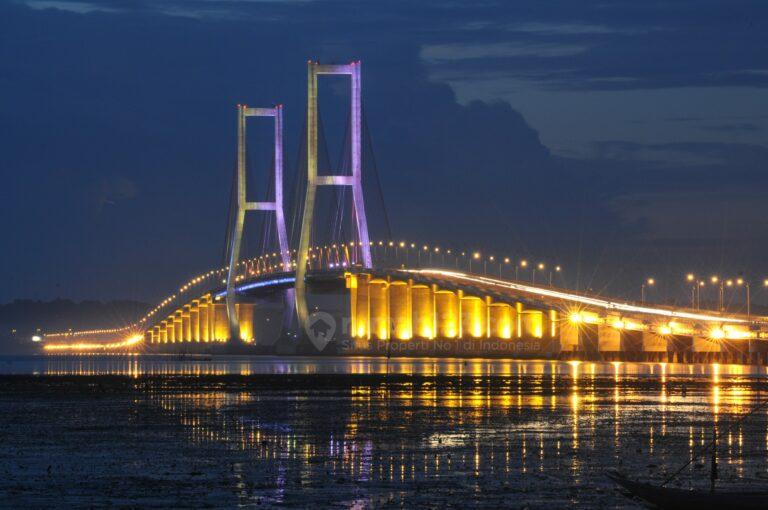Mengenal Jembatan Suramadu Terpanjang di Indonesia 1