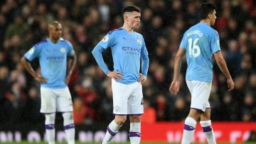 3 Kekalahan Terbesar Manchester City Sepanjang Sejarah 16