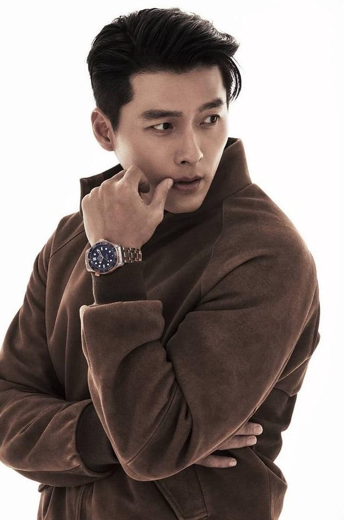 Hyun Bin OMEGA