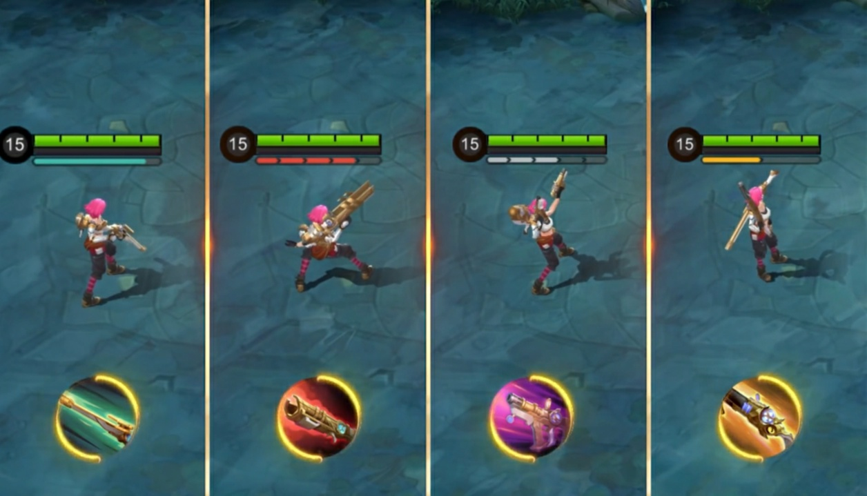 Mobile Legend : Build & Item Serta Tips Gameplay Beatrix Terbaik, Auto Winstreak 5
