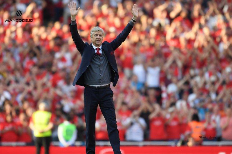 Reaksi Arsene Wenger saat timnya berlaga