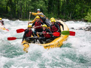 Bagaimana Memilih Sungai untuk Arung Jeram Bersama Keluarga? 5