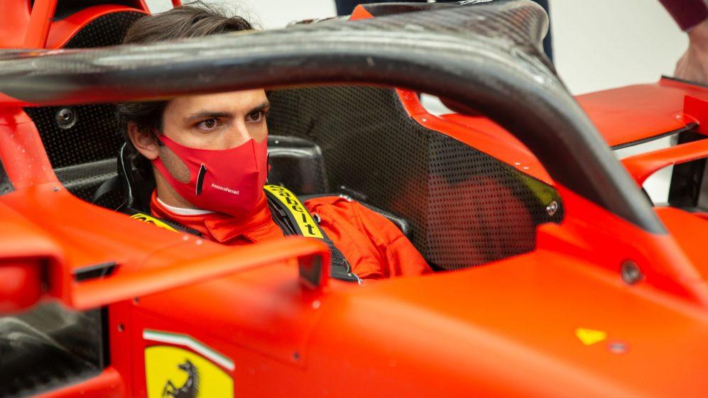 Carlos Sainz Ferrari. Sumber: Formula1