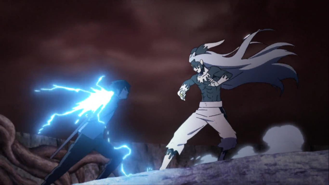 Tanpa Rinnegan, ini kekuatan lain Sasuke 6