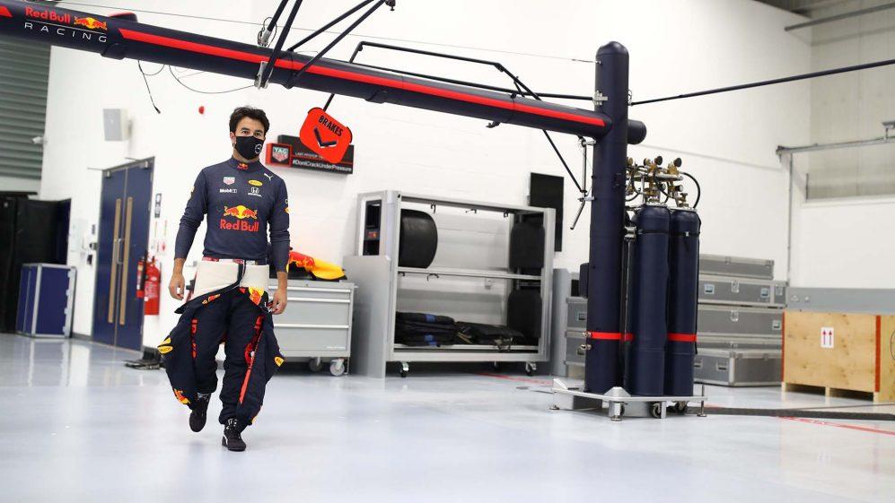 Sergio Perez Red Bull. Sumber: Formula1