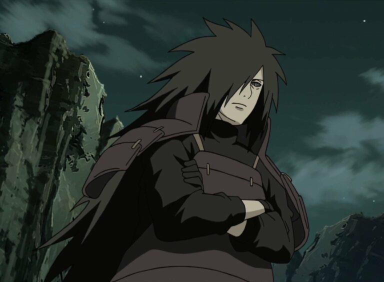 5 Pengendali Chakra Terbaik di Anime Naruto 1