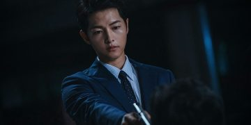 Song Joong Ki, Duda Song Hye Kyo yang Kian Menawan di Vincenzo 13