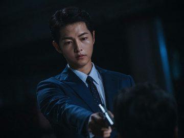 Song Joong Ki, Duda Song Hye Kyo yang Kian Menawan di Vincenzo 12