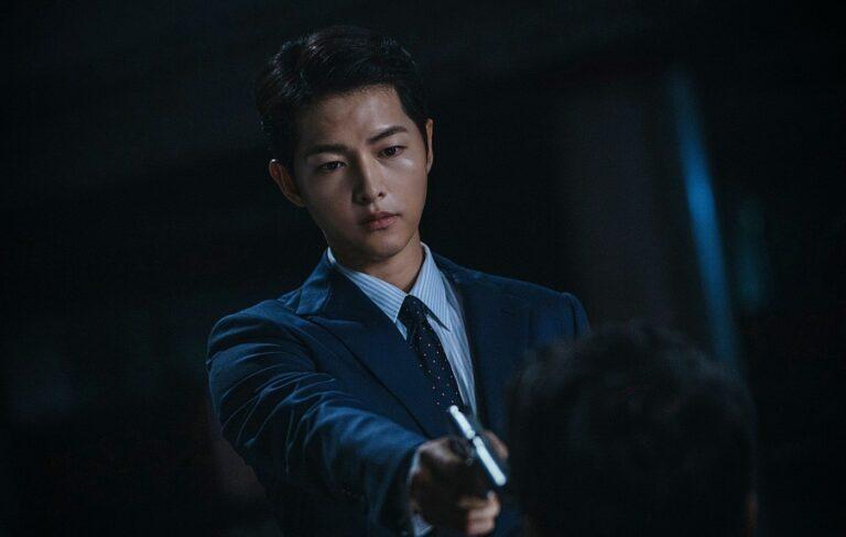 Song Joong Ki, Duda Song Hye Kyo yang Kian Menawan di Vincenzo 1