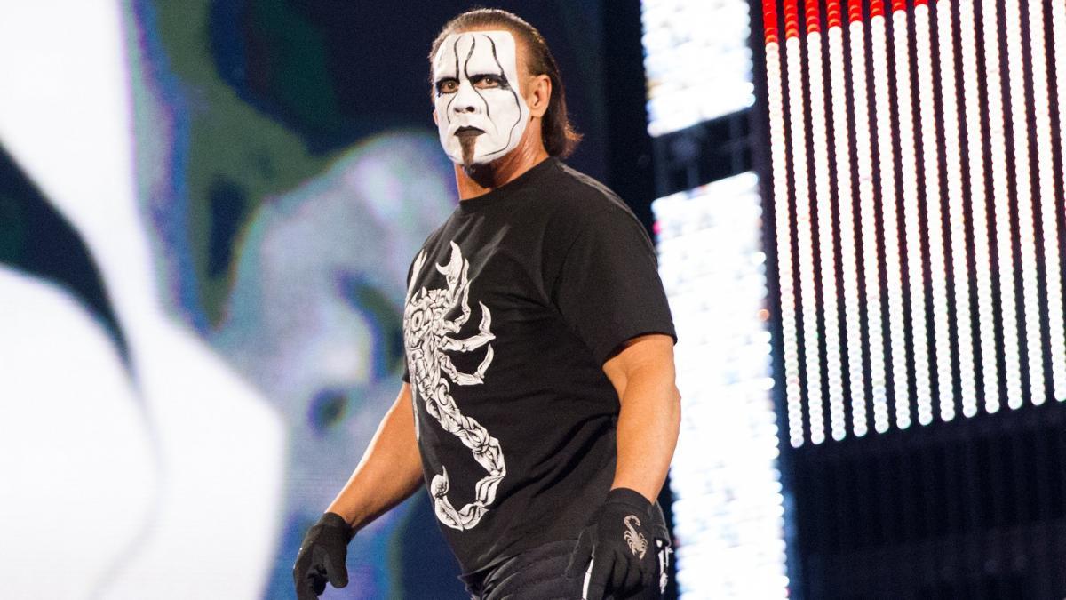 Sting. Sumber:WWE