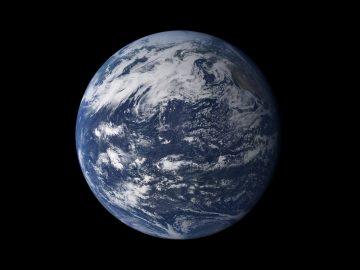 Bumi 3,2 Miliar Tahun Lalu Hanya Lautan 12