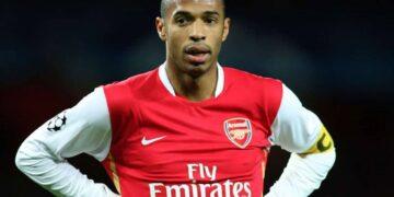 3 Gol Terbaik Thierry Henry Bersama Arsenal 7