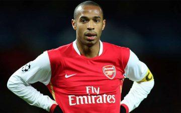 3 Gol Terbaik Thierry Henry Bersama Arsenal 10