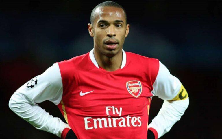 3 Gol Terbaik Thierry Henry Bersama Arsenal 1