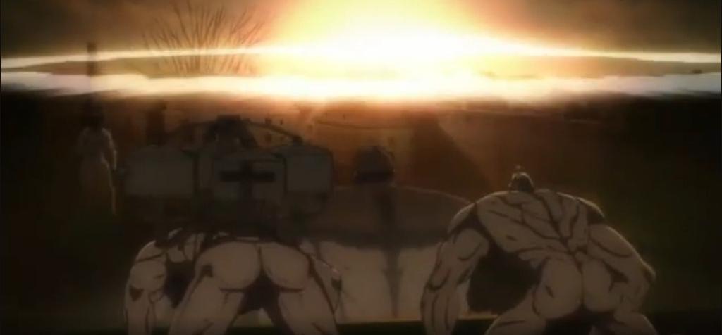 Inilah Perbedaan Collosal Titan Dan Wall Titan 7
