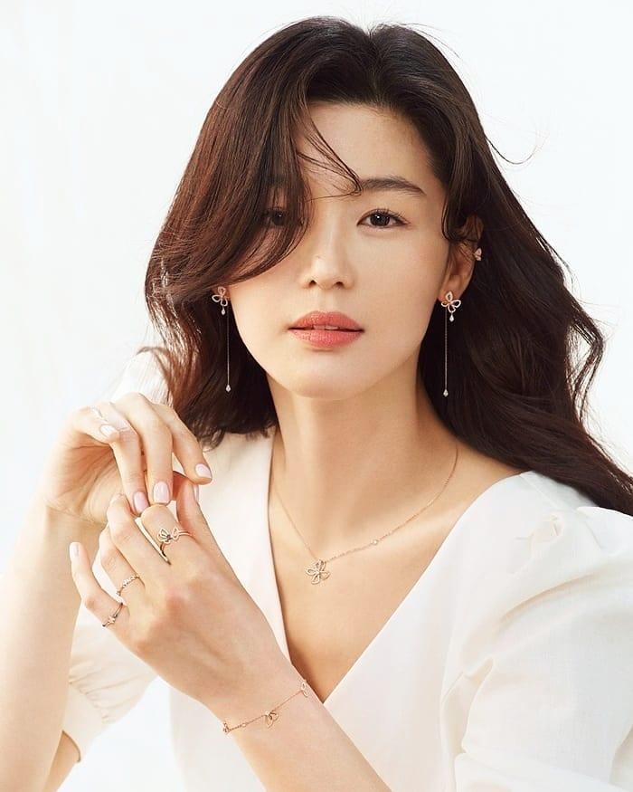 11 Aktris Korea Yang Semakin Bersinar, Padahal Dulunya Model 6