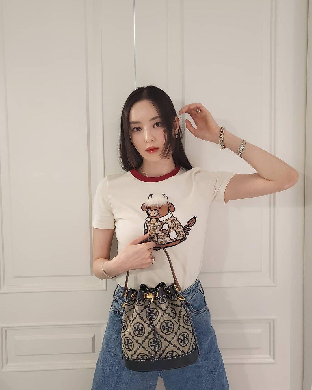 11 Aktris Korea Yang Semakin Bersinar, Padahal Dulunya Model 7