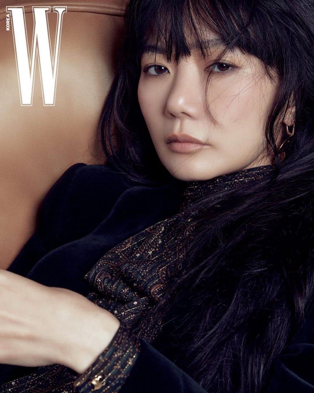 11 Aktris Korea Yang Semakin Bersinar, Padahal Dulunya Model 4