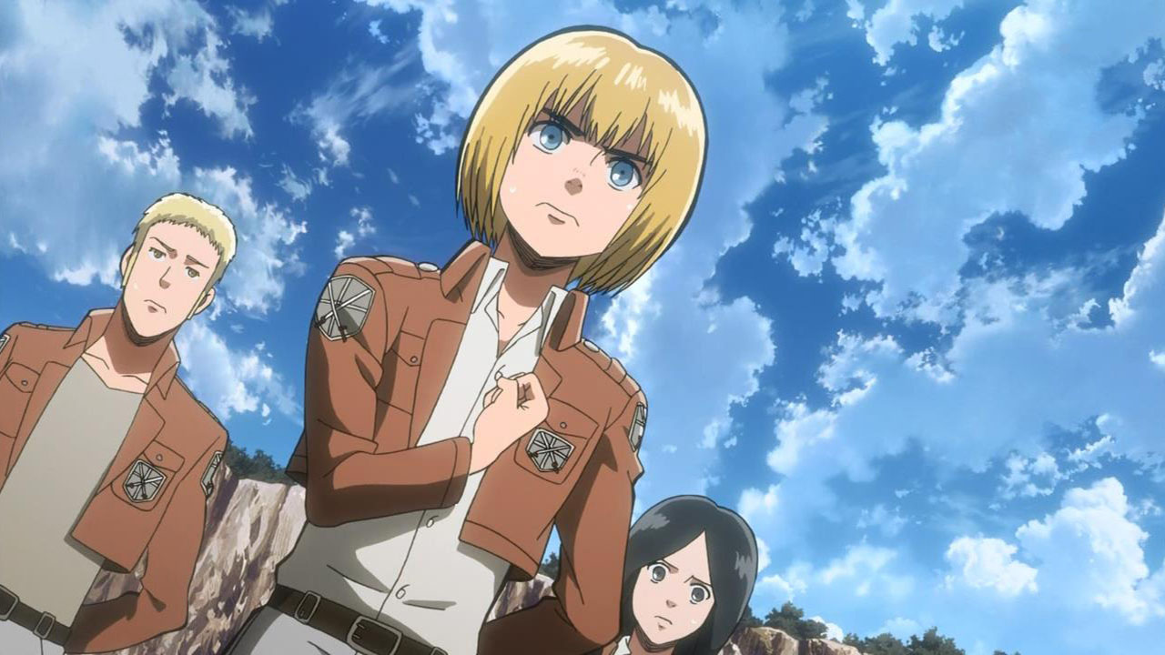 Armin Arlert, Karakter Cerdas AOT Yang Menjadi Ahli Strategi Eldia 3