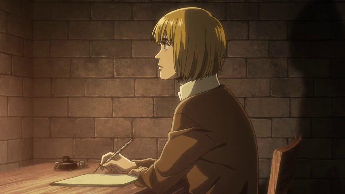 Armin Arlert, Karakter Cerdas AOT Yang Menjadi Ahli Strategi Eldia 5